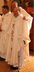 Padre Miguel Angel Perez Magaña, Nuevo vicario en Capilla de Guadalupe.