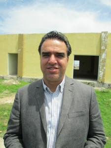 Presidente municipal Jorge Eduardo González de Tepatitlan.