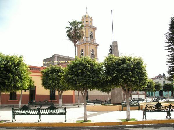 Mezcala de los Romeros Jalisco