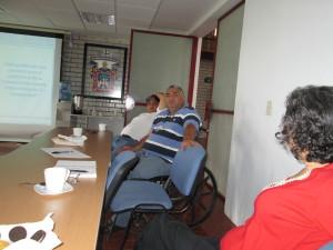 Taller del Seminario Permanente de Actualización para Periodistas