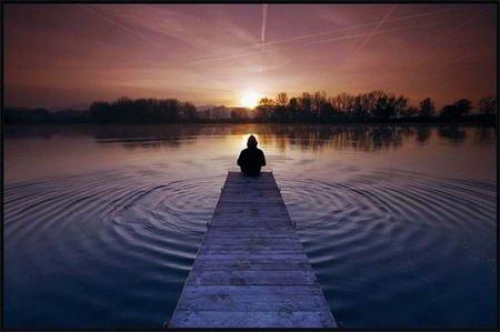 El silencio como oración